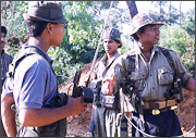 LTTE Fighters