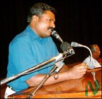 Thirumavalavan in Jaffna