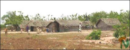 Kalmadu refugee camp.