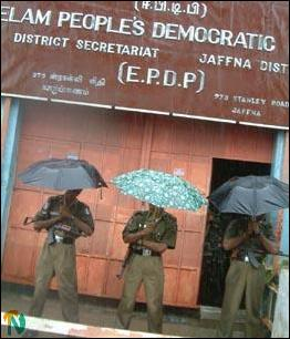 EPDP office, Jaffna.