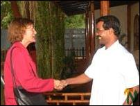 Ms. Ann Marie Fallenius, and Mr.Thamilselvan.