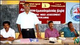 Tro seminar at kumburupiddy