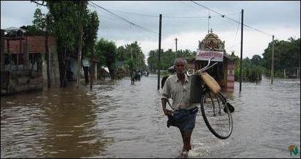 Batticaloa floods