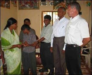 Thothiran handing over underage children