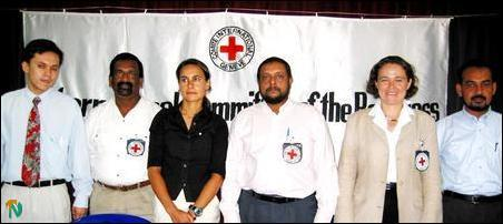 icrc press briefing