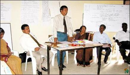 Education Secretary, Thiagalingam