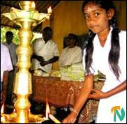 Kanniya government Tamil school re-opening.