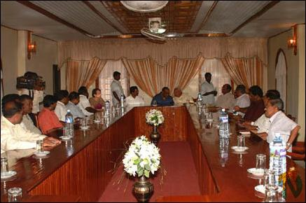 TNA LTTE meeting