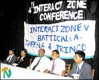 Zonal Interact conference.