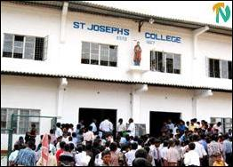St. Joseph's college day, Trinco.