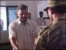 LTTE Karuna and Ramesh