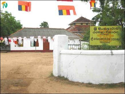 vesak celebrations in Batti vihara