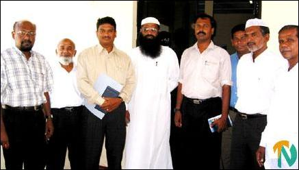 LTTE-Muslim leaders meet, Trincomalee.