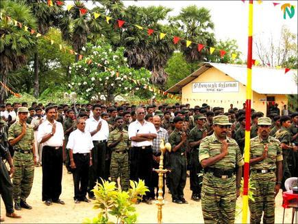 LTTE passing out