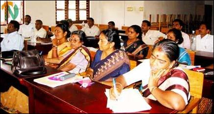 Tamil development workshop