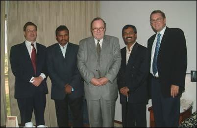 LTTE-British Tory leaders meet
