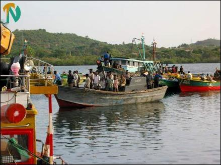 Trinco Fishermen back from TN