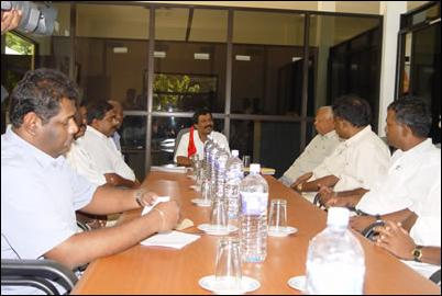 TNA-LTTE meeting