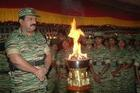 LTTE leader Mr. V. Pirapaharan at Heroes day