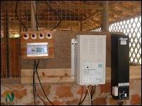 Inverter-Charge controller units