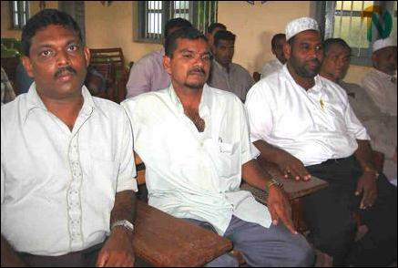 Batti Tamil-Muslim Peace meet