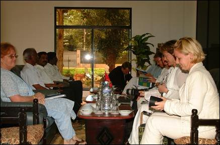 Swedish MPs meet LTTE