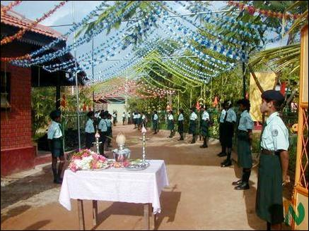 Golden Jubilee at Trinco Orphanage
