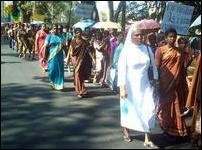 Vavuniya Celebrates Women's Day