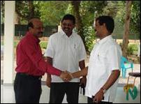 LTTE-Chandrasekaran meeting