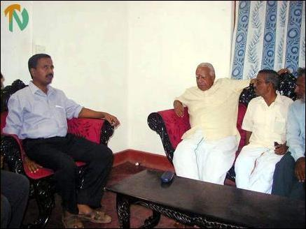 TNA LTTE meeting in Trincomalee
