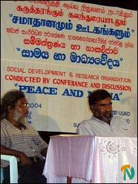 Peace & Media conference in Trincomalee