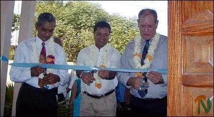 Opening of Business Development Centre in Trincomalee