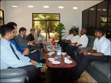 British, dutch, EU envoys meet LTTE