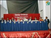 Trinco Court Opening ceremony