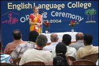 English Language College