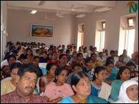 Training program for unemployed graduates, Trinco.