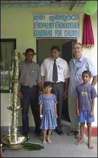 'Guardian for Children' office opened