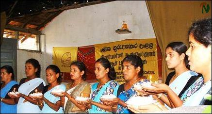 Sinhala pre school teachers