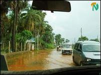 Floods in Trincomalee