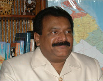 LTTE leader Mr. V. Pirapaharan