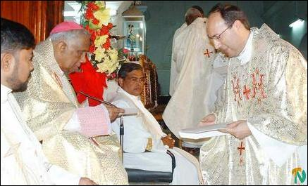 Bishop Emeritus Antony felicitated
