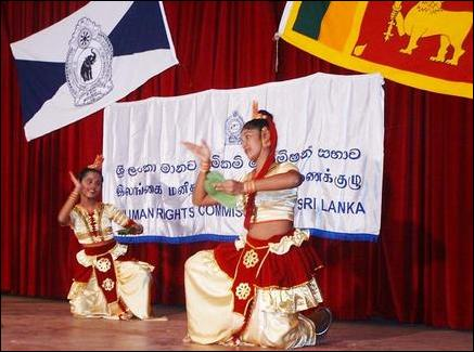 Human Rights Day, Trincomalee