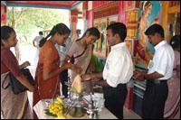 Human Rights Day in Kilinochchi