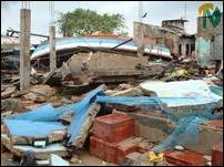 Tsunami, Jaffna.
