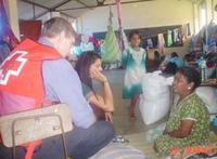 Canadian Red Cross visit Trinco.
