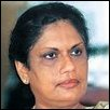 Ms. Chandrika Kumaratunge