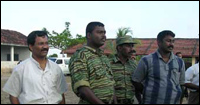 LTTE leaders visit Batti