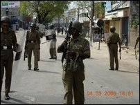 Tension erupts in Jaffna