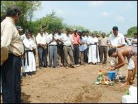 Foundation laid for Trinco campus