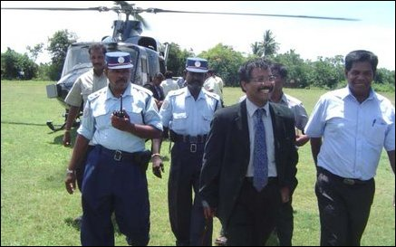 LTTE Political Head concludes European mission